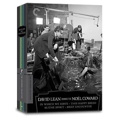 David Lean Directs Noel Coward (DVD)