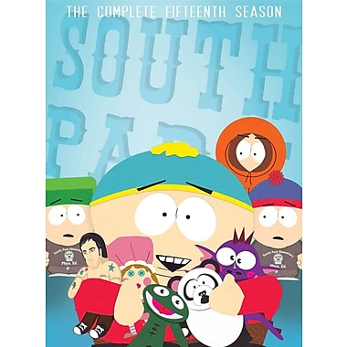 South Park: The Complete Fifteenth Season (DVD)