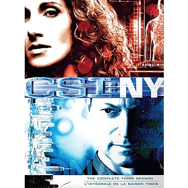 CSI: New York Season 3 (DVD)