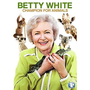Betty White: Champion for Animals (DVD)
