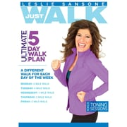LS: Ultimate 5 Day Walk Plan (DVD)