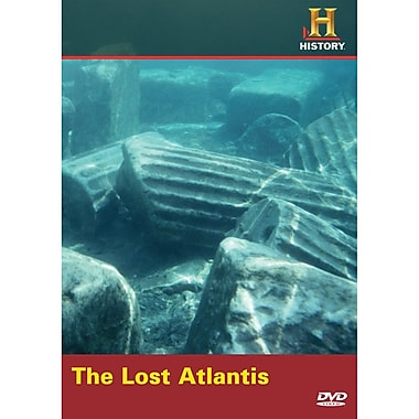 The Investigating History: Lost Atlantis (DVD)
