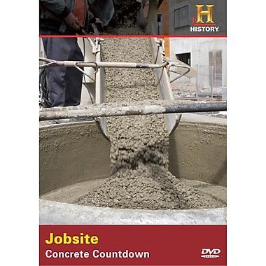 Jobsite: Concrete Countdown (DVD)