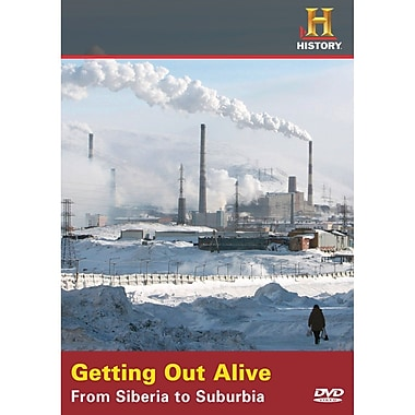 Getting Out Alive - From Siberia to Suburbia (DVD)