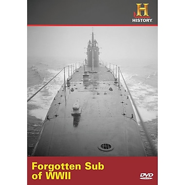 Deep Sea Detectives: Forgotten Sub of WWII (DVD)