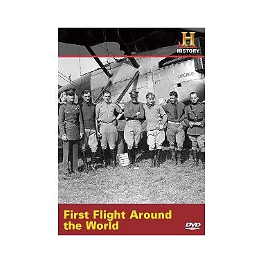 First Flight Around The World (DVD)