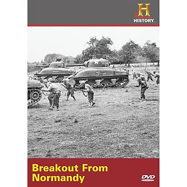 Lost Evidence: Breakout from Normandy (DVD)