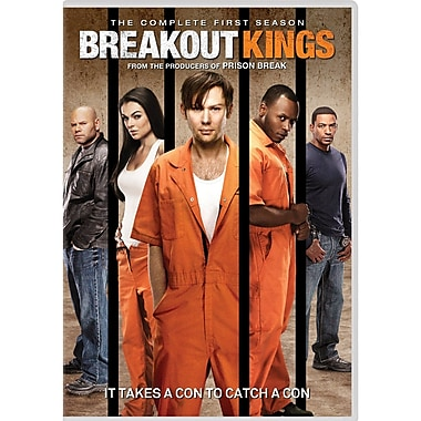 Breakout Kings: The Complete First Season (DVD)