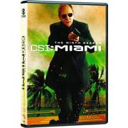 CSI: Miami: The Ninth Season (DVD)