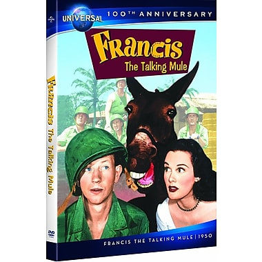 Francis the Talking Mule (DVD)