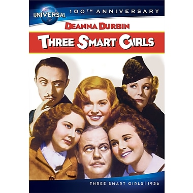 Three Smart Girls (DVD)