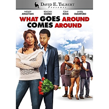 David E. Talbert's What Goes Around Comes Around (DVD)