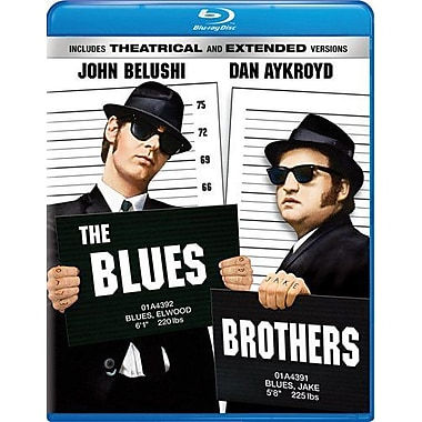 Blues Brothers 100th Anniversary (Blu-Ray + DVD + copie numérique)