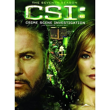 CSI Vegas: S7 (DVD)