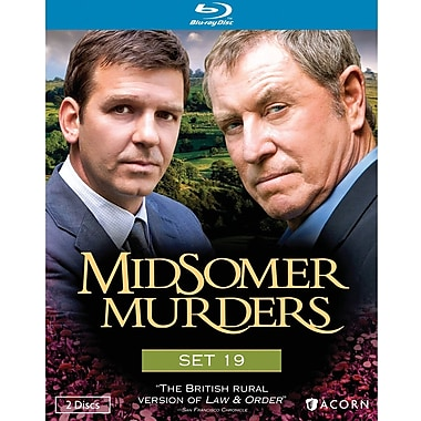Midsomer Murders Set 19 (Blu-Ray)