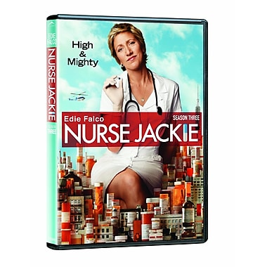 Nurse Jackie Season 3 (DVD)
