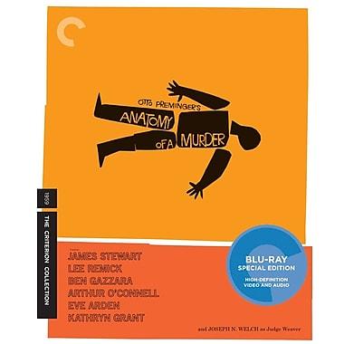 Anatomy of a Murder (Blu-Ray)