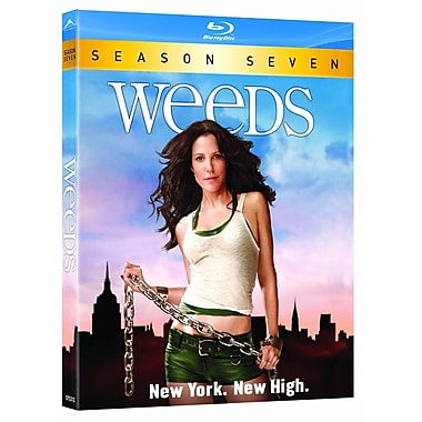 Weeds Season 7 (Blu-Ray)