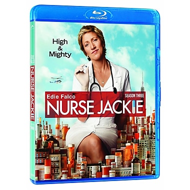 Nurse Jackie Season 3 (Blu-Ray)