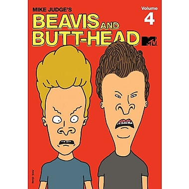 Beavis and Butt-Head: Volume 4 (DVD)