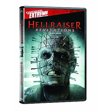 Hellraiser (DVD) 2012