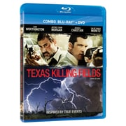 Texas Killing Fields (Blu-Ray + DVD)