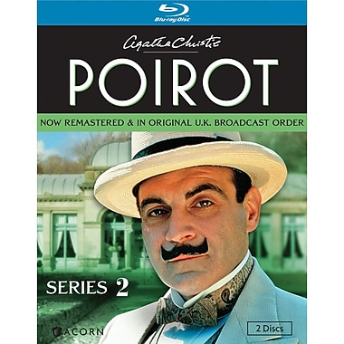 Agatha Christie's Poirot - Series 2