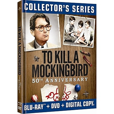 To Kill a Mockingbird (Blu-Ray + DVD + Digital Copy)