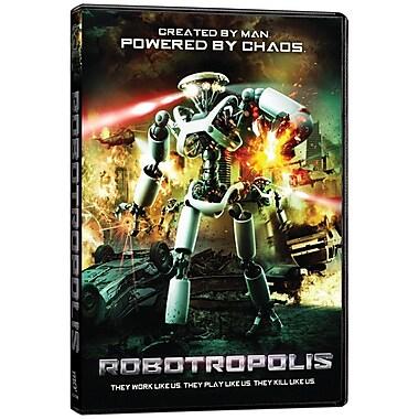 Robotropolis (DVD) 2012