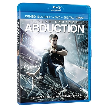 Abduction (Blu-Ray + DVD + copie numérique)