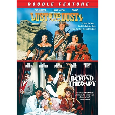 Beyond Therapy/Lust in the Dust (DVD)