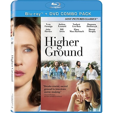 Higher Ground (2011) (Blu-Ray + DVD)