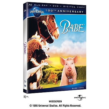 Babe (1995) (Blu-Ray + DVD + Digital Copy)