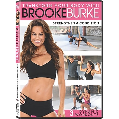 Transform Your Body with Brooke Burke: Strengthen & Condition (DVD)