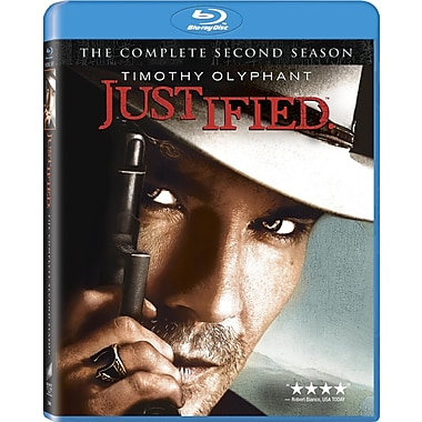 Justified: Season Two (Blu-Ray)