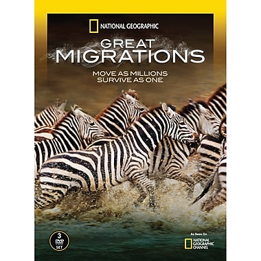 National Geographic Great Migrations (Blu-Ray)