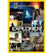 National Geographic: Explorer 25 Years (DVD)