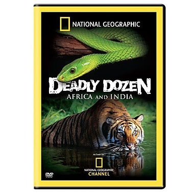Deadly Dozen: Africa and India (DVD)