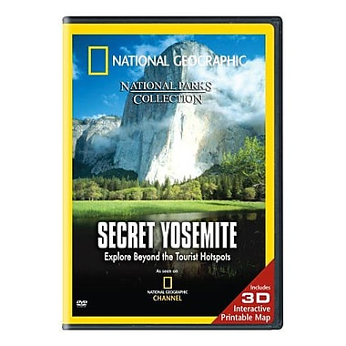 Secret Yosemite - National Parks Collection (DVD)