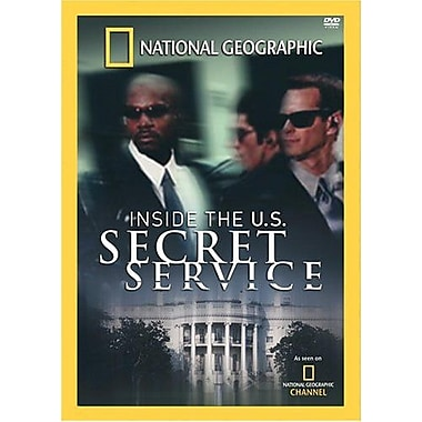 Inside the U.S. Secret Service (DVD)