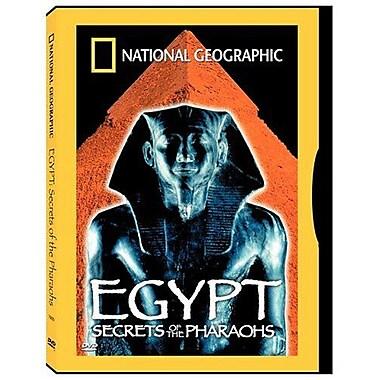 Egypt:Secrets of The Pharohs (DVD)