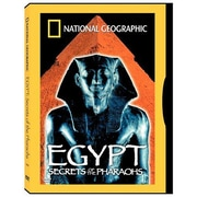 Egypt:Secrets of The Pharohs (DVD)