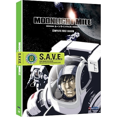 Moonlight Mile: The Complete First Season (DVD)