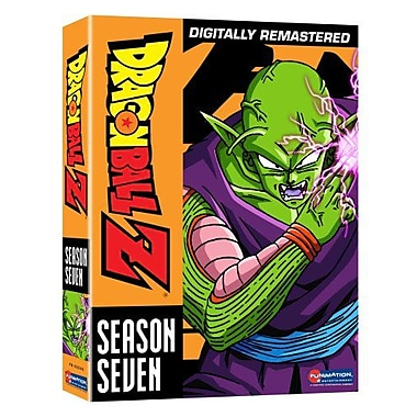 Dragon Ball Z: Season Seven (DVD)