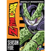 Dragon Ball Z: Season Five (DVD)