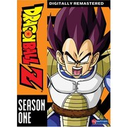 Dragon Ball Z: Season 1: Vegeta Saga (DVD)