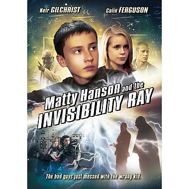 Matty Hanson and the Invisibility Ray (DVD)