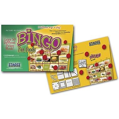 Bingo – Aliments amusants