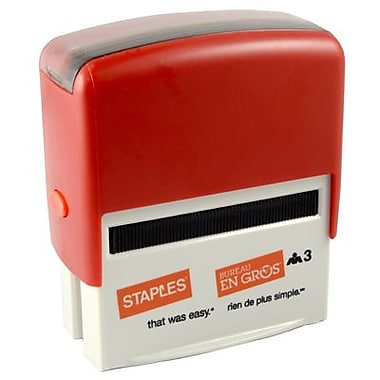 Custom Self Inking Stamp