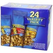 Planters Nuts on the Go, Variety 24 Pack